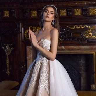 Maks Mariano Fashion Queen Wedding Dresses