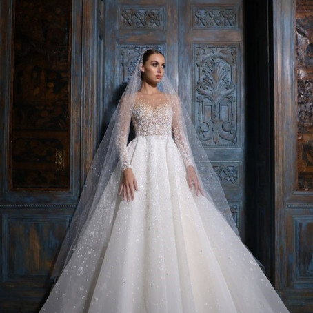 Georges Hobeika Spring/Summer 2021 Bridal Collection