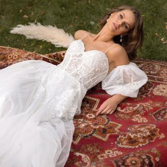 Victoria Soprano 2022 Forest Fairies Wedding Dresses