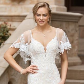 Sophia Tolli 2021 All for Love Fall Wedding Dresses