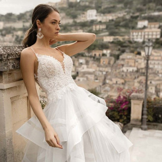 Lussano 2021 Lace of Love Wedding Dresses