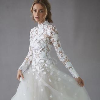 Oscar de la Renta 2022 Spring Wedding Dresses