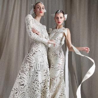 Naeem Khan Spring 2022 Wedding Dresses