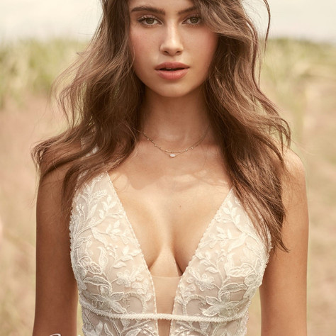Rebecca Ingram Spring 2021 Bridal Collection