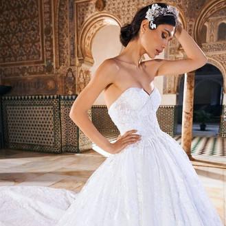 Pronovias Privee 2022 Oasis Wedding Dresses