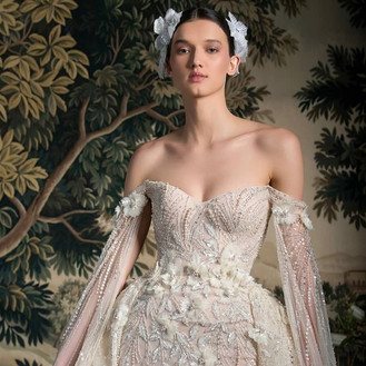 Georges Hobeika 2022 The Color of Time Wedding Dresses