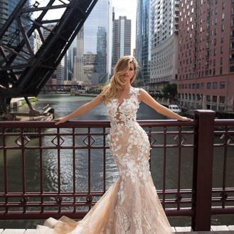 30 Sexy Blush Wedding Dresses