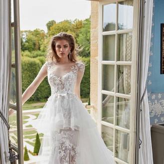 Galia Lahav 2020 Fancy White Wedding Dresses