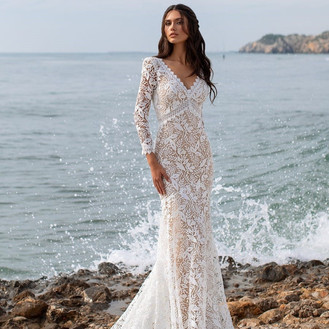 Ashley Graham x Pronovias 2021 Wedding Dresses