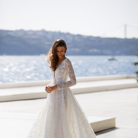 Milla Nova White & Lace 2021 Bridal Collection
