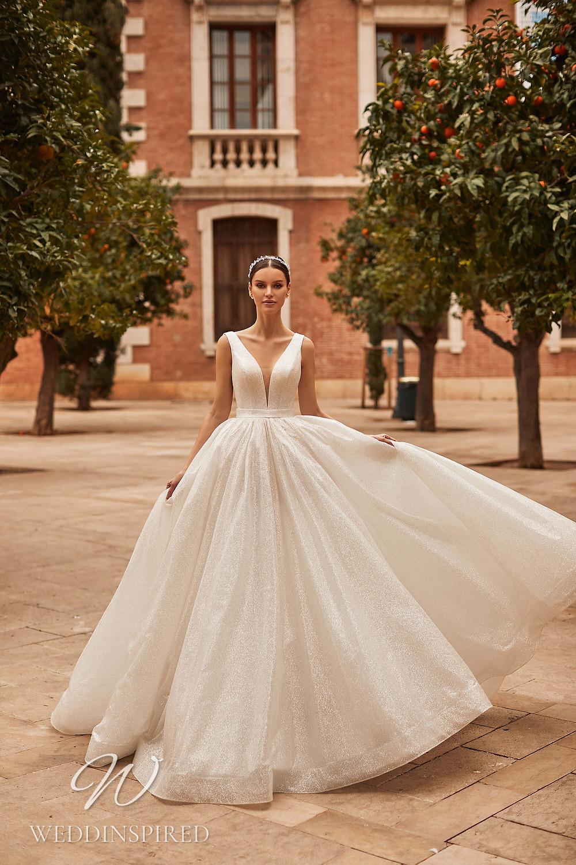 A Royal by Naviblue 2021 princess wedding dress
