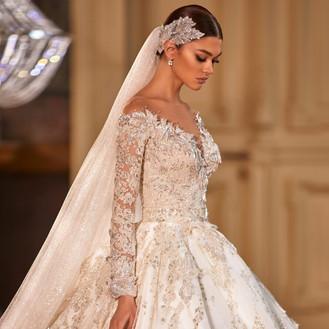 Milla Nova 2022 Royal Wedding Dresses