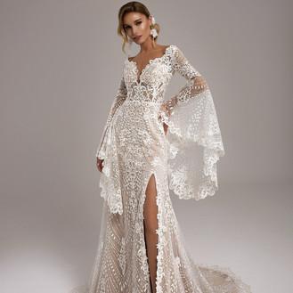 Marry Line by Tina Valerdi - Beauty Legend Wedding Dresses