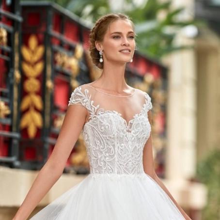 Aire Barcelona - Aire Diamond 2021 Bridal Collection