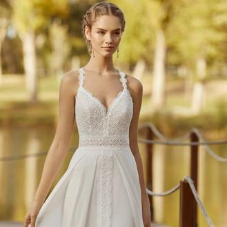 Aire Barcelona 2021 Aire Boho Wedding Dresses
