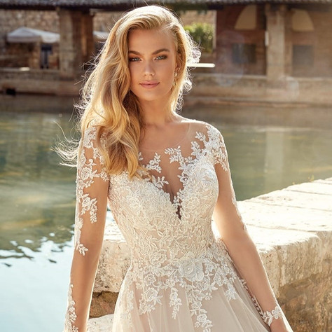Eddy K Italia 2021 Bridal Collection
