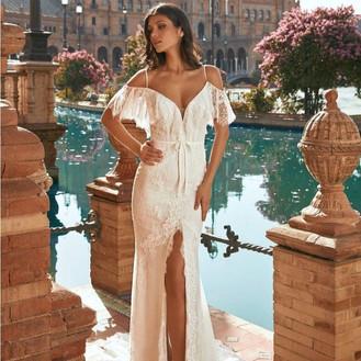 Marchesa for Pronovias 2022 Wedding Dresses
