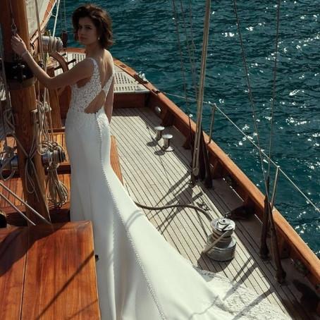 Justin Alexander Spring/Summer 2021 Bridal Collection