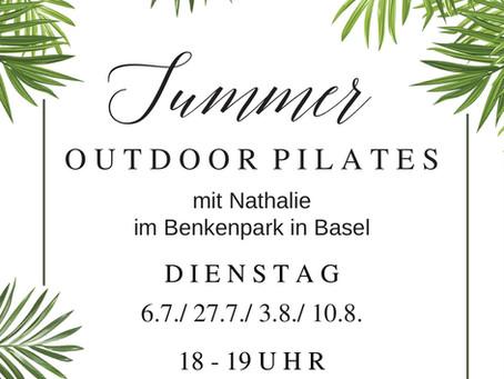 Summer Outdoor Pilates