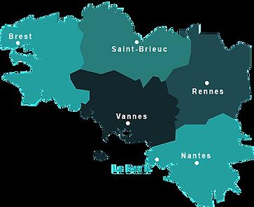Pays de la loire Bretagne
