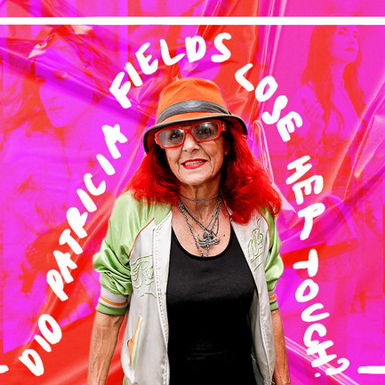 I couldn't help but wonder … Could Patricia Field be out of fashion?