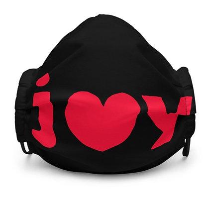 JOY Face Mask Black