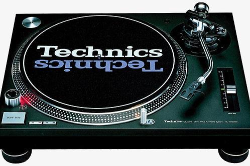 Technics 1210 Turntable Hire