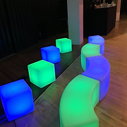 LED Enhanced Seating Package