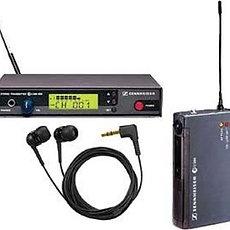 Sennheiser EW300 Stereo IEM's