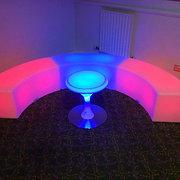 LED Mini Poseur Table