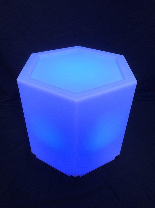 LED Hexagonal Tables
