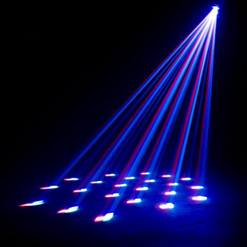 Pair LED Scanner Effects
