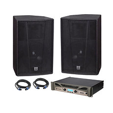 Martin Audio F12 Speakers