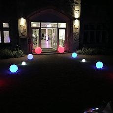 LED Sphere Package