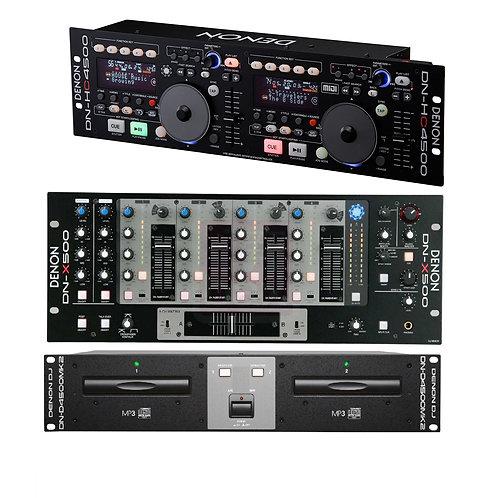 Denon Twin CD Player & Midi Control