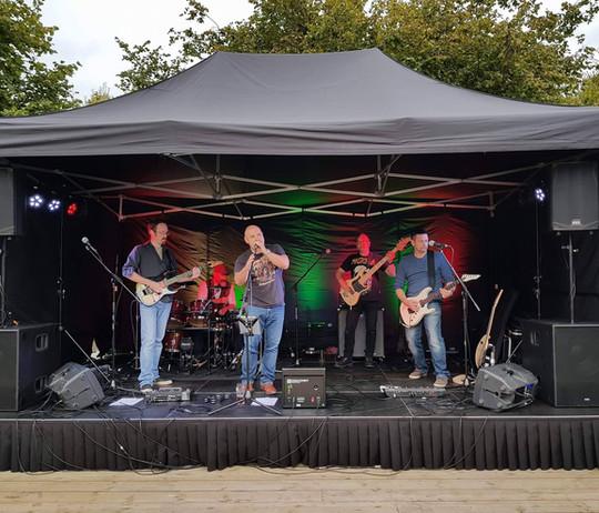 Outdoor Stage Meduim Hire Gloucestershir