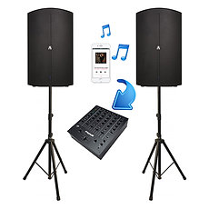 iPod/Laptop Sound Package