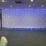 White Starcloth (6m x 3m)