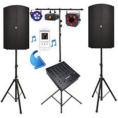 iPod / Laptop Disco Package