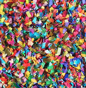 Confetti Blower Refills Packs