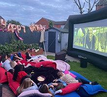 Home Outdoor Inflatable Garden Cinema