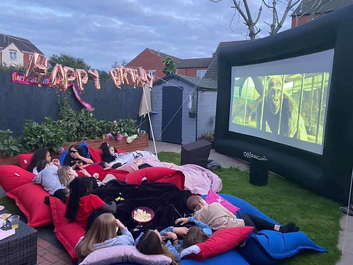 Home Outdoor Inflatable Garden Cinema