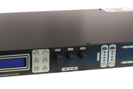 Martin Audio DX1.5 Management System