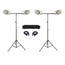 Outdoor PA System - 1