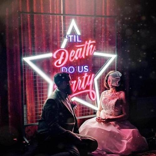 Giant Neon - Til Death Do Us Party