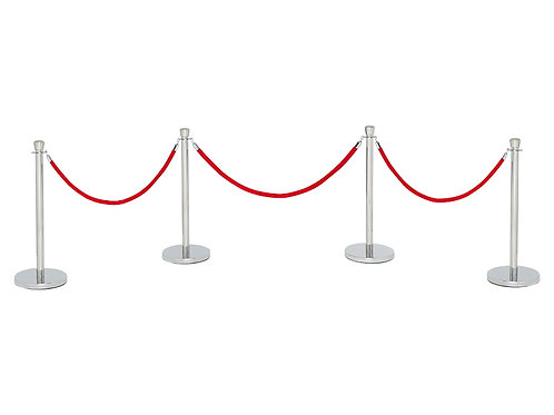 Stanchions & Ropes