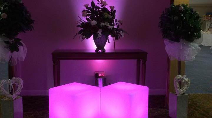 LED Pink Cubes & Flowers.jpg