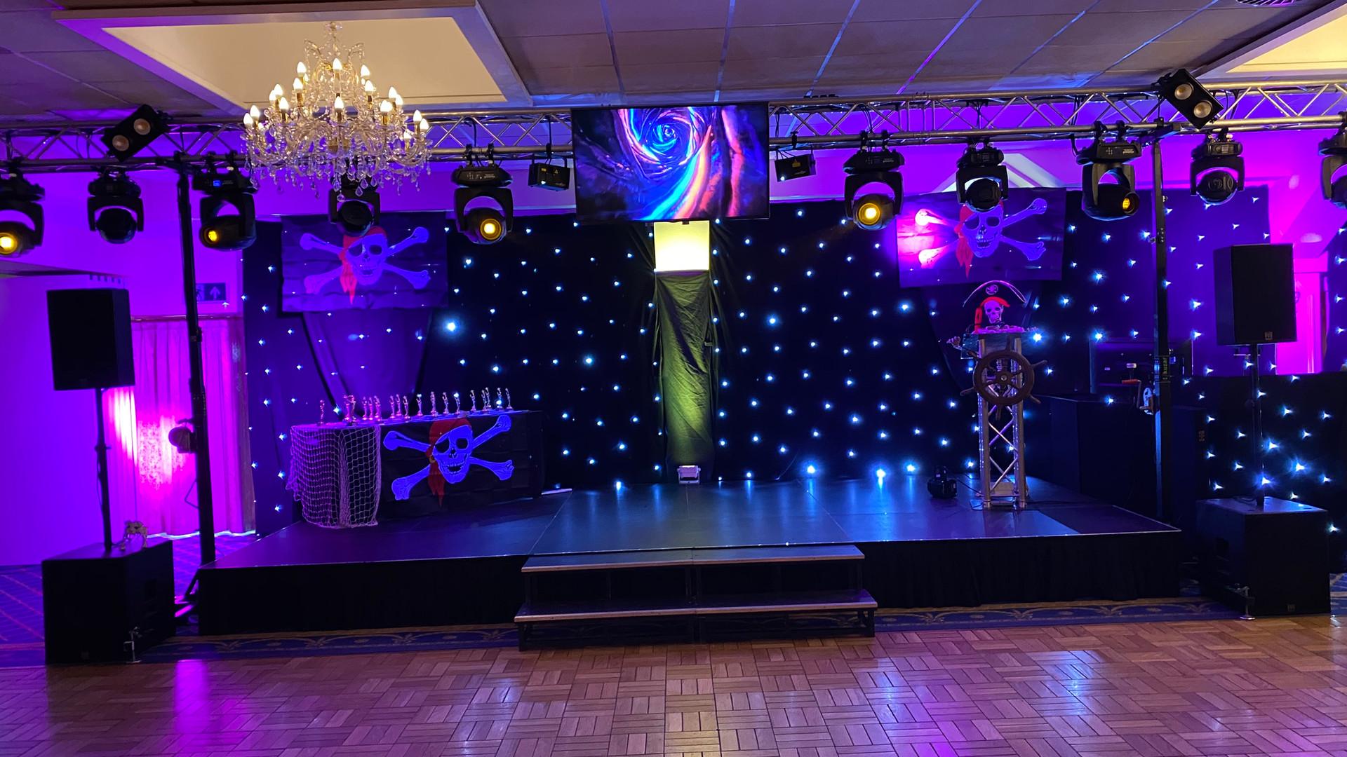 Awards Evening Hire