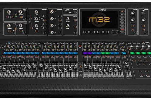 Midas M32 Digital Mixing Desk