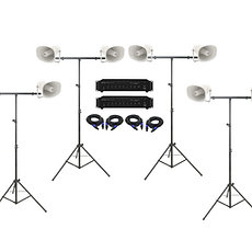 Outdoor PA System - 2